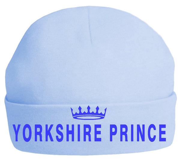 Yorkshire Prince and Princess Baby Beanie