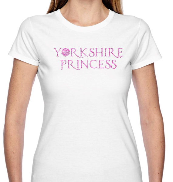 Ladies Yorkshire Princess T Shirt
