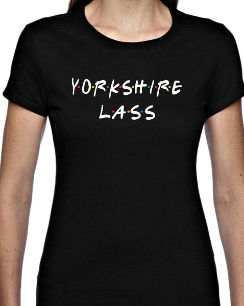 Ladies Yorkshire Lass T shirt