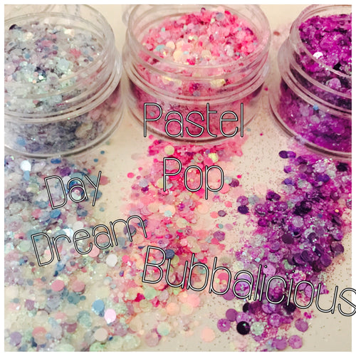 Business craft special... 10 glitters for £10