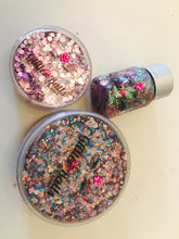 Pre-mixed glitter gel pot of your choice