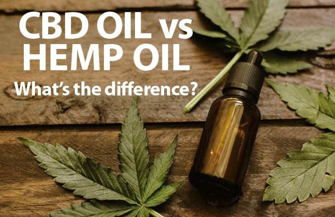 CBD OIL vs HEMP OIL (What the heck is the difference?)