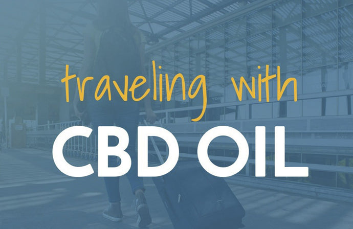 Traveling with Pacific CBD Products