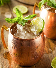 Paradise Valley Products Pacific CBD Co Moscow Mule