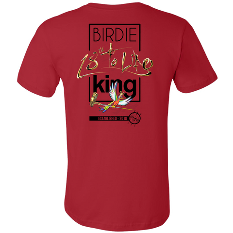Birdie King Golf T Shirt - Jay Flores