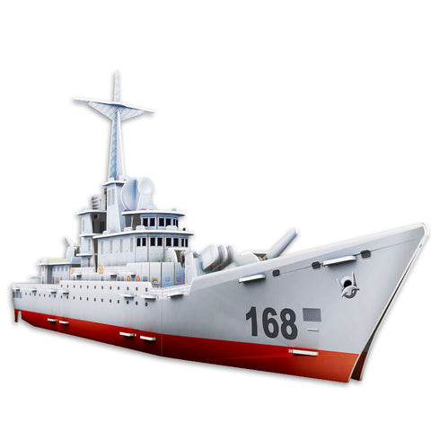 Ships Frigate 3D Puzzles for Kids Educational Fun Construction 3d Jigsaw Puzzle
