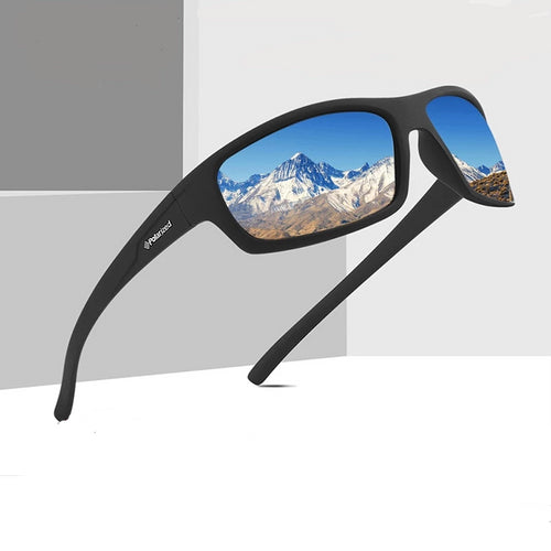 Polarized men's sunglasses. Enjoy ultra-clear visual. SHOP IT NOW!