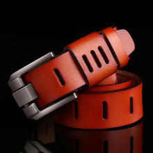 Belts for Men. Cowboy? Do you like leather? IT'S YOURS NOW. YES