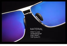 Fashion men's sunglasses, polarized, luxury brand. Classic Driving. UV400. Oculos RS125