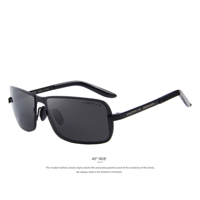 Effective protection men sunglasses, HD polarized. UV400. SHOP IT NOW!