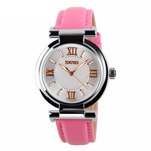 Analog display, women dress' watch, fashion casual quartz wristwatch.