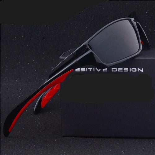 Sports Sunglasses for men & women. Polarization effect is very good for your eyes. BUY IT NOW!