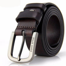 Genuine leather belts for men. High quality.