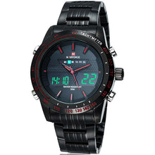 Sports watch for steel's men. Army watch, military watch, LED, quartz, analog-digital. BUY IT TODAY!