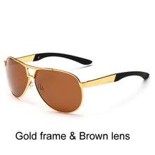 Exquisite design for men who like classic polarized sunglasses. HURRY UP!