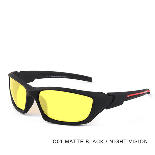Protection anti-glare, anti-fatigue, men´s polarized sunglasses. Enjoy a clear vision BUY IT NOW!