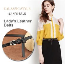 All kinds of your clothing can match very well with this women belt. BUY IT NOW!