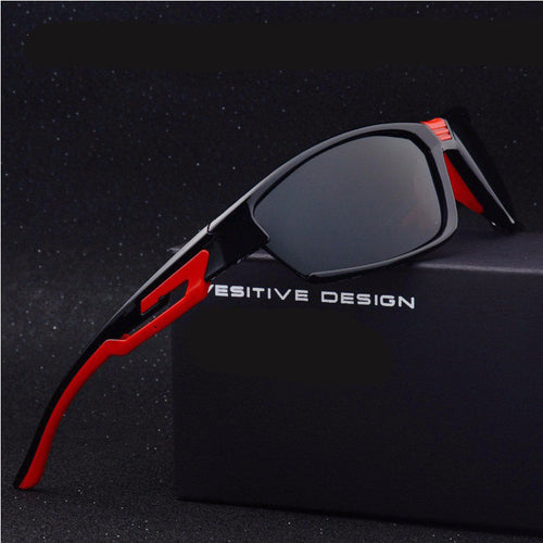 Men's polarized sunglasses. For sportsmen. High-definition visual, yes...BUY IT NOW!