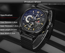 The perfect combination of fashion and sport. Multi-function digital display watch, for MEN!