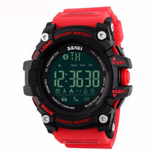 Men's smartwatch, pedometer, calories, chronograph, fashion sport watches chronograph, waterproof.