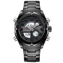 Top Luxury Men Military Waterproof Sports Watches Men's Analog LED Clock Male.