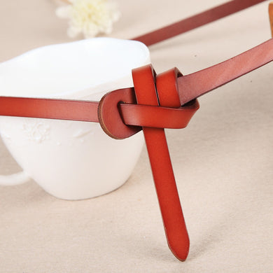 Only for pretty women, genuine leather belts, nice with you, elegant as you. BUY IT NOW!