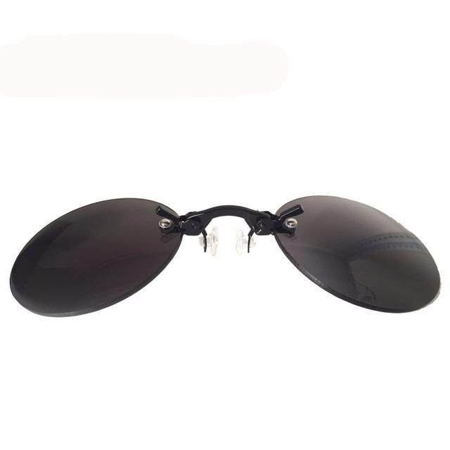 Steampunk style, Men's mini sunglasses.