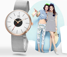 Fashion women's casual watch, Japan quartz classic fashion, enjoy every moment, is young nature