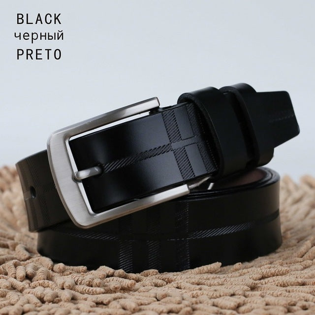 For leather lovers men, cowskin belt. Act NOW!