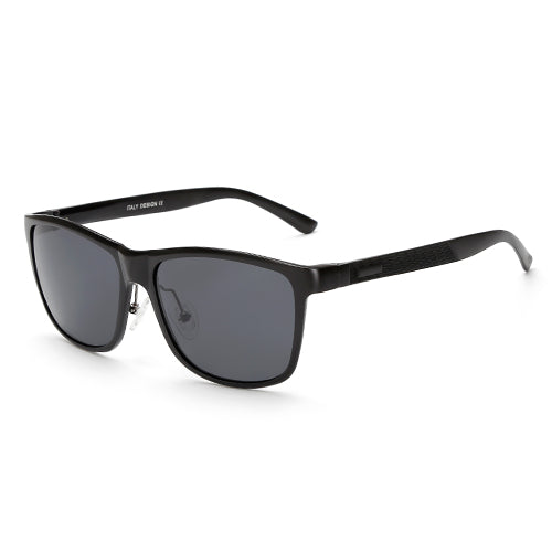 Aluminum Magnesium, Men's polarized sunglasses mirrored sun glasses, Male driving glasses.