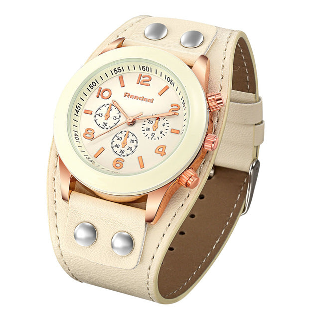 As elegant and fashionable to make your life full of freedom. Women's watch. BUY IT NOW!
