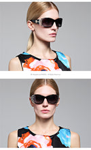Women's sunglasses for driving, Spectacles hollow frame plastic glasses.