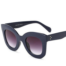 Women's cat eye sunglasses protect your eyes from damage sunlight and also reflects your personal charm. BUY IT NOW!