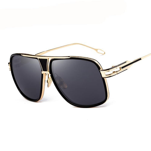 Men's big sunglasses, even greater visual comfort deflects envious glances and gives you that unique look. BUY IT!