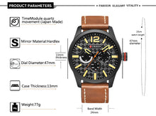 Man's watch. Whenever you go, whatever you do I will be there, Fashion elegant and vital as you. BUY IT NOW!