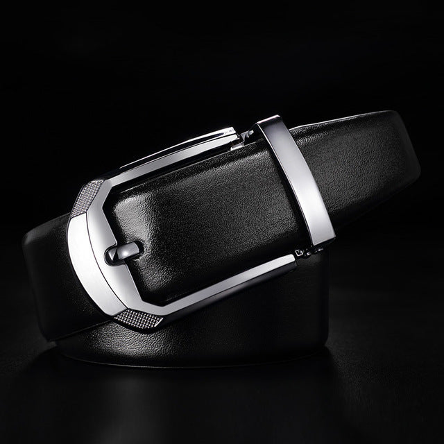 Men's leather belt, buckle belt, for your business suits, for the man elegant.