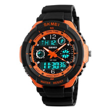 Afraid get wet in the rain? get wet when you wash face? No problem man! this watch is for you. SHOP NOW!