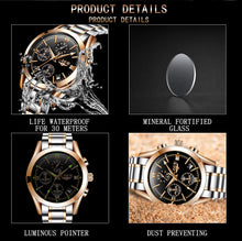 Elegant and intelligent men's watch refined. SHOP TODAY!