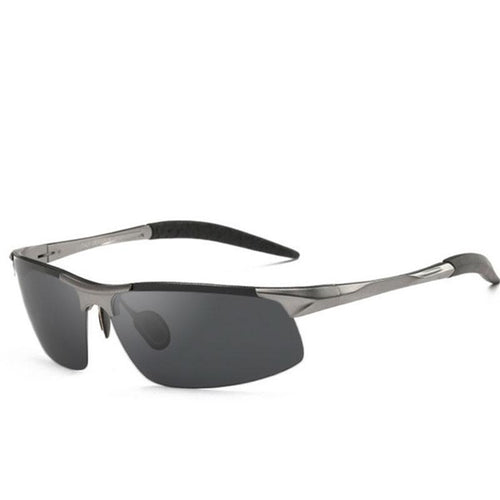 Professional driving polarized glasses. Aluminum-magnesium metal frame, for men, for you... SHOP NOW!