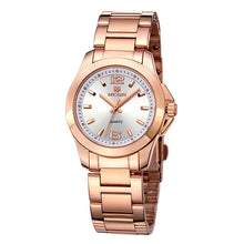 Stainless steel watch band with the bracelet clasp for elegant women as you...SHOP IT NOW!