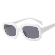 Women's sunglasses rectangle, Fashion Ladies Sun Glasses. UV400