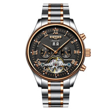 Men's mechanical watch, water resistant automatic skeleton. Your men's watch...BUY IT NOW!
