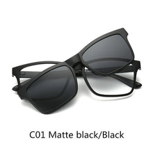 Polarized Men's sunglasses. whit optical frames magnetic, TO YOU!