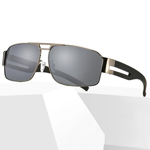 Retro aluminum sunglasses polarized, driving sunglasses, for men/women.