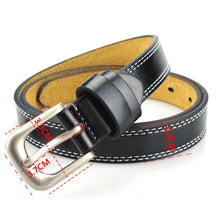 Cow Skin belts for women, you will look slim to be perfectly matched with your apparel. HURRY UP!