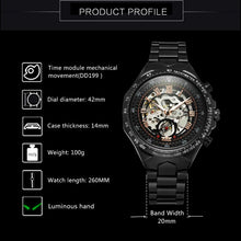 Your men's watch. Yes, simply for you. BUY IT NOW!