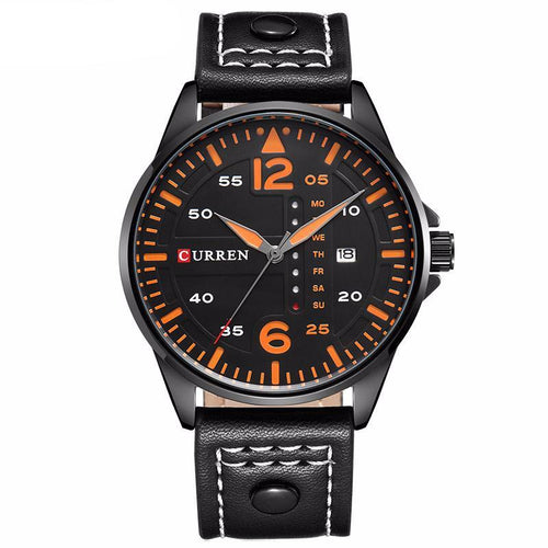 Ensure perfect performance and outstanding qualities, with your new watch for man. BUY IT NOW!