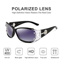 The better polarizing effect, 100% blocking  UV. For you beautiful, more protection. BUY IT NOW!