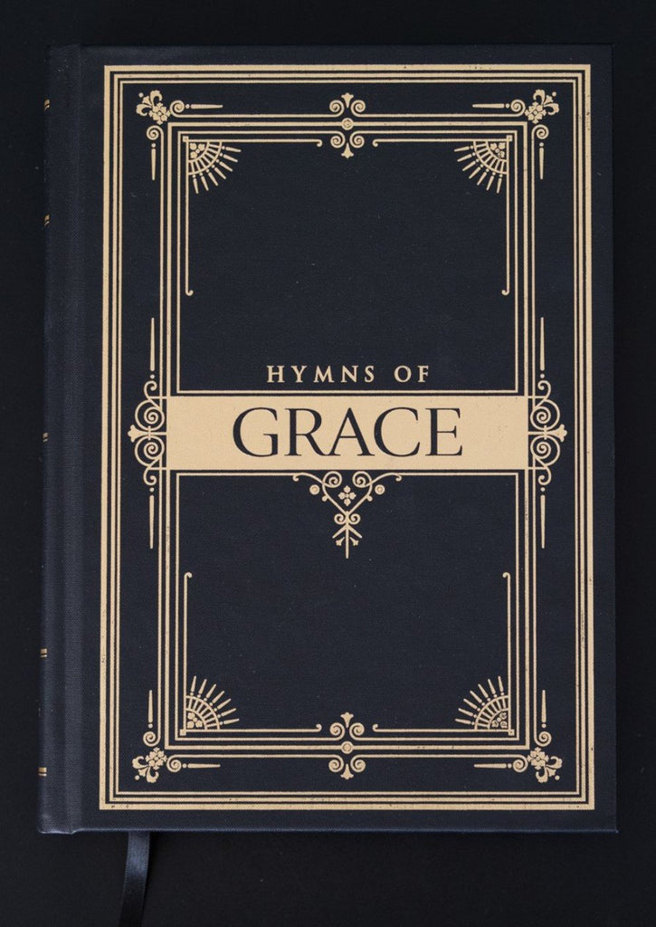Cloth, hard cover Edition - Hymns of Grace