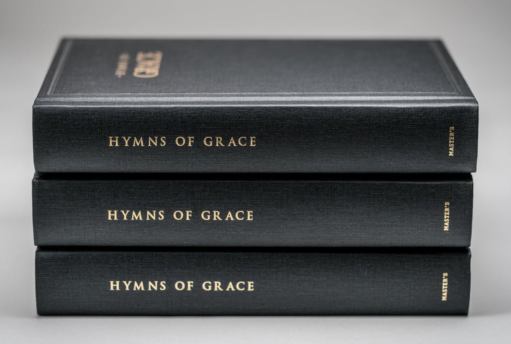 10 Pack Pew Edition - Hymns of Grace